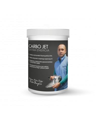 BUGAŁA JET Carbo Jet 400g - extra energia